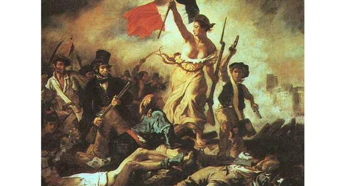 Bir kadın, bir devrim