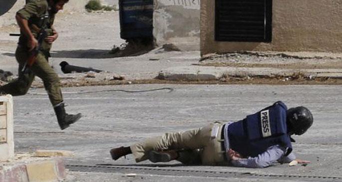 Bir yılda 58 gazeteci öldürüldü!