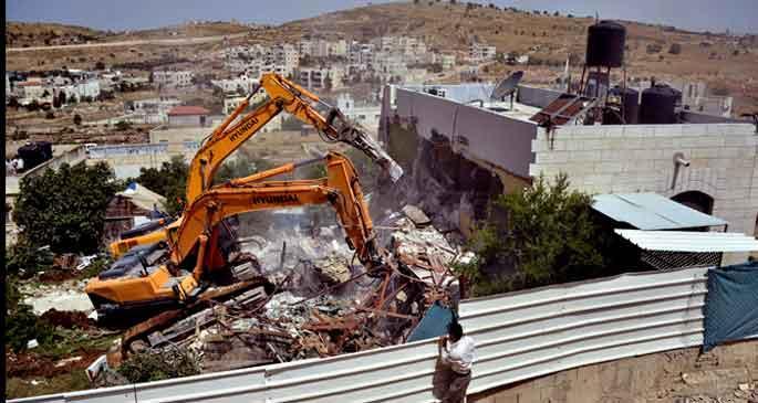 BM\'den İsrail\'e yıkım tepkisi