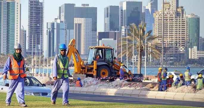 BM'den Katar'a 'kafala' uyarısı