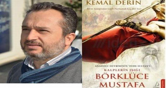 Börklüce Mustafa'nın romanı Kalplerin Işığı