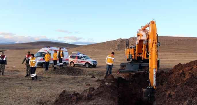 BOTAŞ çalışmasında göçük: 2 işçi yaşamını yitirdi