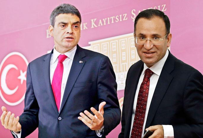 Bozdağ'dan, Kılıçdaroğlu saldırganına 'özel yaşam' koruması!