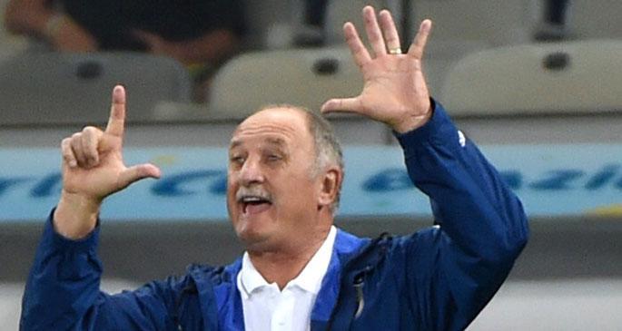 Brezilya Teknik Direktörü Scolari istifa etti