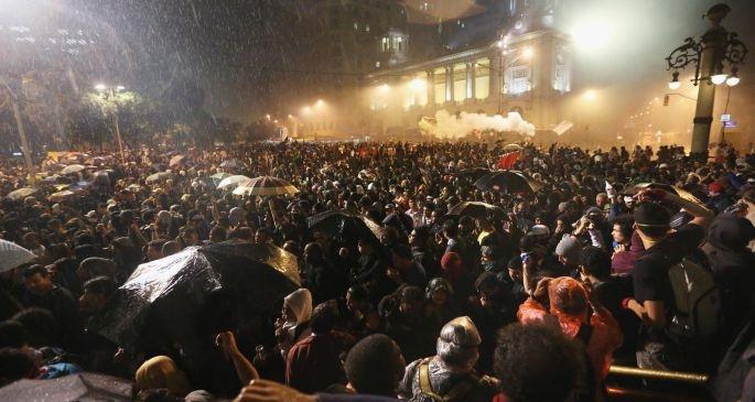 Brezilya'da polis saldırısı