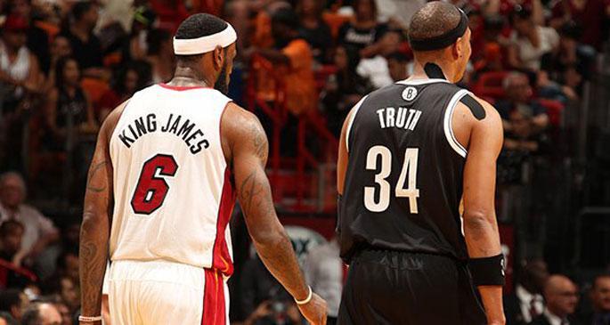 Brooklyn Nets, şampiyon sever