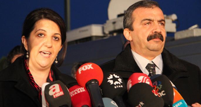 Buldan ve Önder KCK yöneticileriyle görüştü