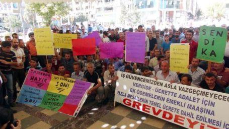 ETİ Krom işçileri patronun çarpıtmalarına tepkili