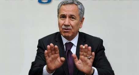 Arınç: Türkiye'de basına müdahale yok!