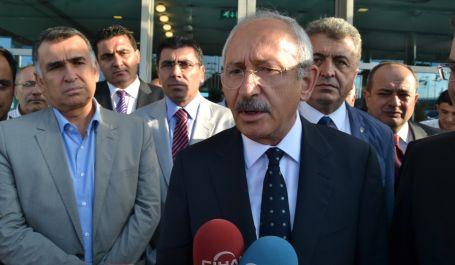 Kılıçdaroğlu: İstanbul valisi neye güvenerek Silivri