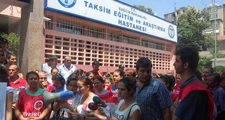 Gül Hanoğlu'na kadınlardan destek