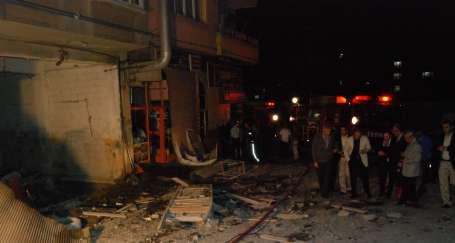 Gaziantep'te patlama: 1 ölü, 7 yaralı