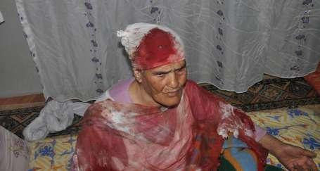 75 yaşındaki Lamia Nine
