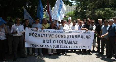 KESK: AKP muhalefete tahammülsüz