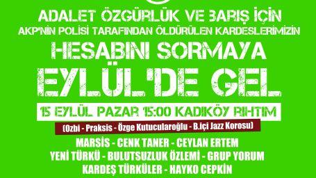 Karanfillerle Kadıköy