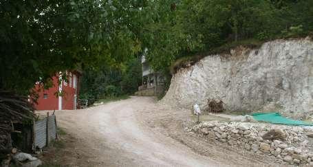 Kumru'da halk taş ocağına tepkili