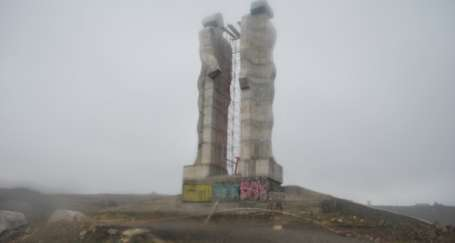'İnsanlık'ı savunmak için Kars'a yolculuk