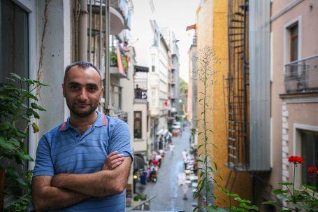 Her yer Taksim her yer 'terörist'!