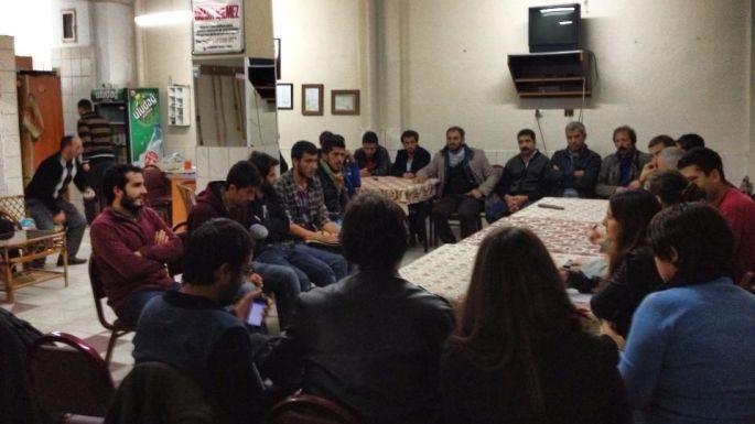 Çamlıca Mahallesi'nde halk forumu