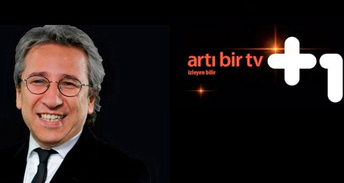 Can Dündar, artı 1 TV\