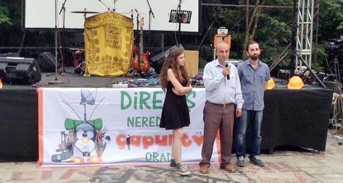 Çapul TV 1. yaşını kutladı