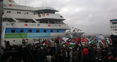 Time: Mavi Marmara kararı sessiz diplomasi