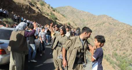 Tuğluk: PKK