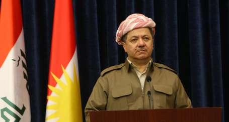 Barzani Esad'a karşı devrede mi?