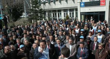 Anadolu Ajansı'nda greve doğru