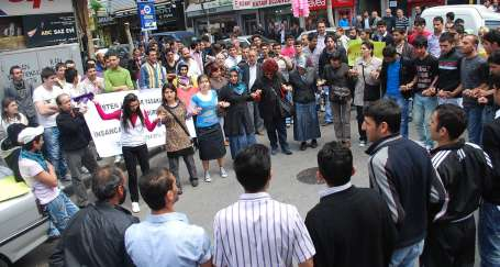 Çağlayan tekstil işçileri 1 Mayıs'a hazırlanıyor