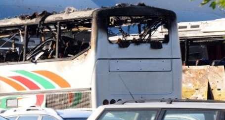 İsrail otobüse saldırıdan İran