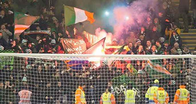 Celtic'ten Yeşil Tugaylar'a ağır ceza