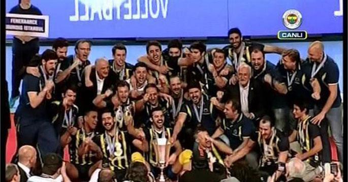 CEV Challenge Kupası Fenerbahçe'nin