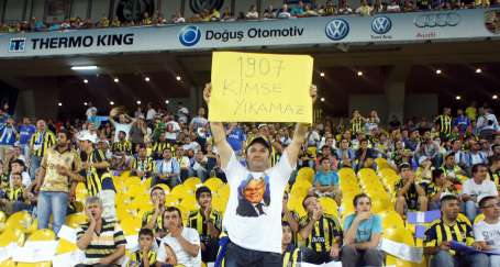 Fenerbahçe Şampiyonlar Ligi'nde yok, UEFA Trabzonspor'u istedi