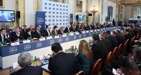 Londra'da Libya zirvesi