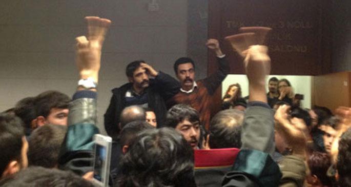 ÇHD'li avukatlar serbest