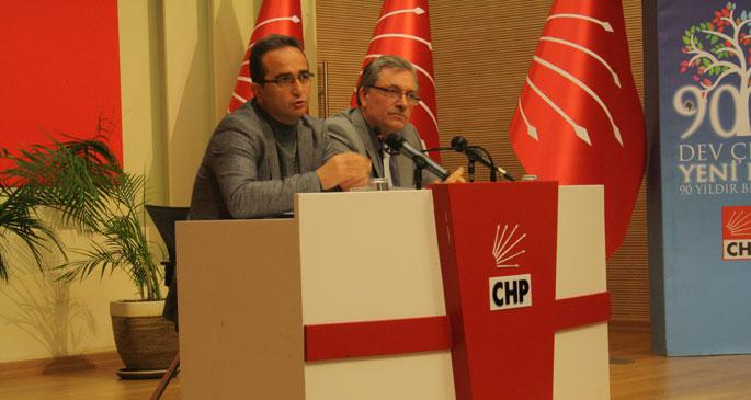 CHP: Ankara\