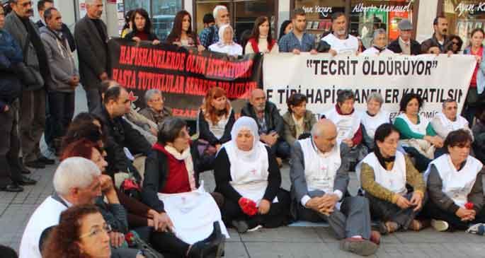 CHP, hasta tutuklular için araştırma istedi