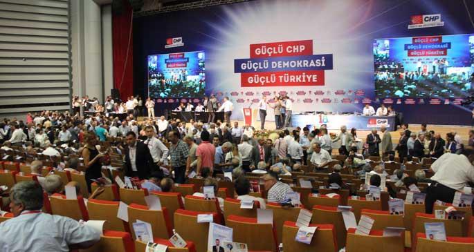 CHP Kurultayı\'nda yeni PM üyeleri belli oldu