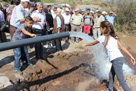 Dikili'nin su sorununda önemli adım