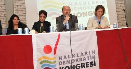 Tüzel: AKP iktidarına karşı tek alternatif HDK