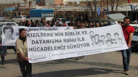 Ömer Ayna ve arkadaşları Diyarbakır'da anıldı