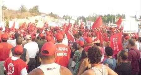 KİPA'da işçi kıyımı büyüyor