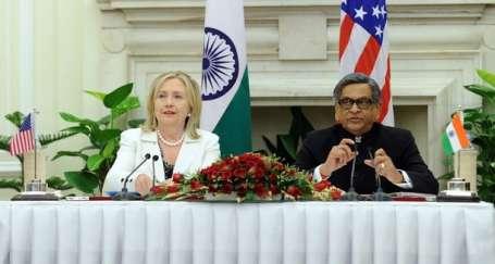 Clinton'dan Hindistan'a 'terör' desteği