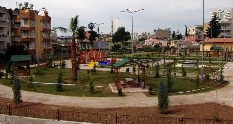 Mersin'de Hrant Dink parkı