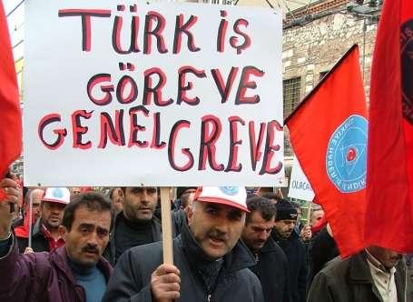 Türk-İş Genel Başkanına açık mektup