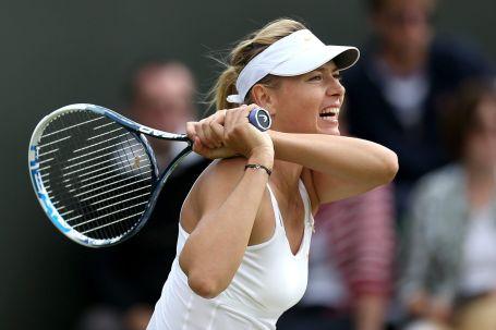 Sharapova Amerika Açık'tan çekildi