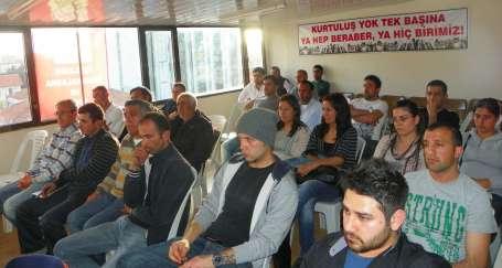 Çiğli'de 2. kurultay kararı alındı
