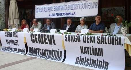 Aleviler 30 Eylülde Ankara'ya yürüyecek