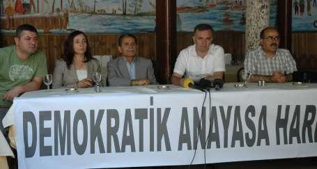 'Anayasa meclisi oluşturulmalı'
